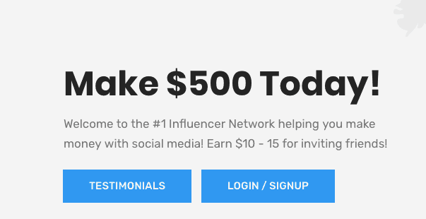 viral dollars $500 today claim