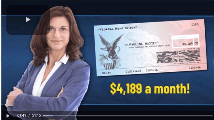 Federal Rent Checks