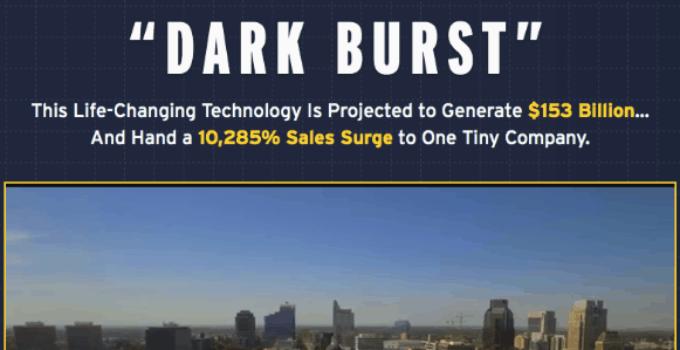 dark burst website