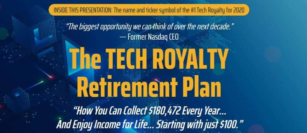 Tech Royalty Retirement Plan review