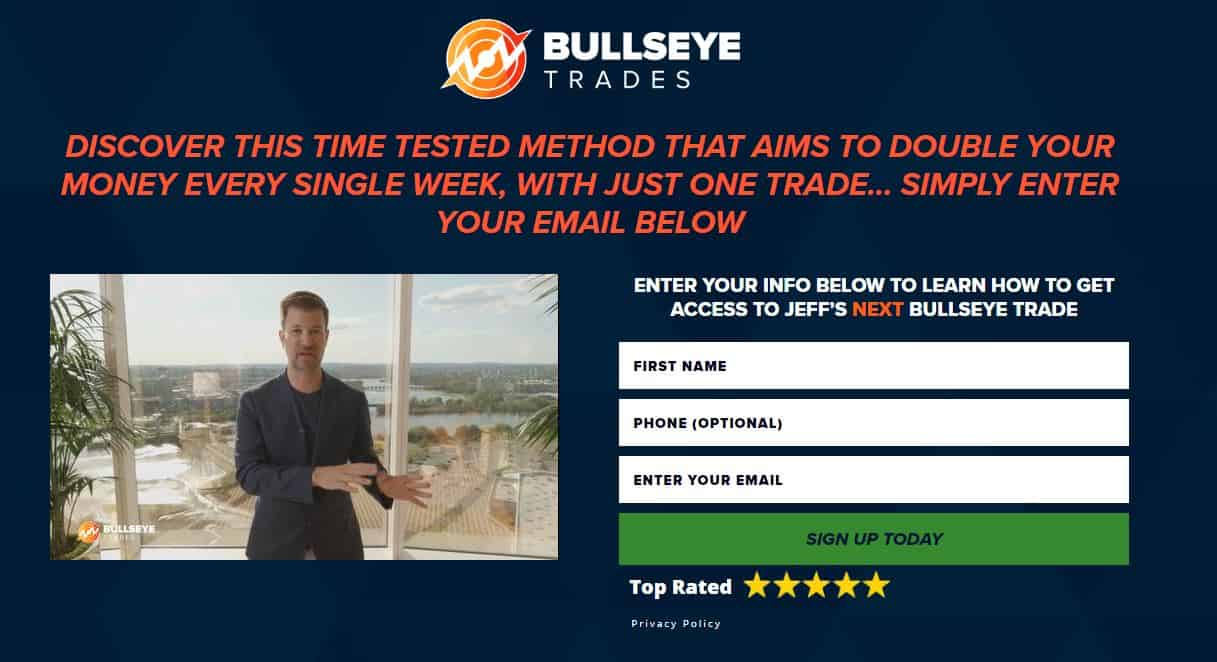 Bullseye Trades Review