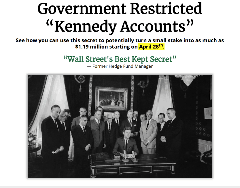 Kennedy Accounts