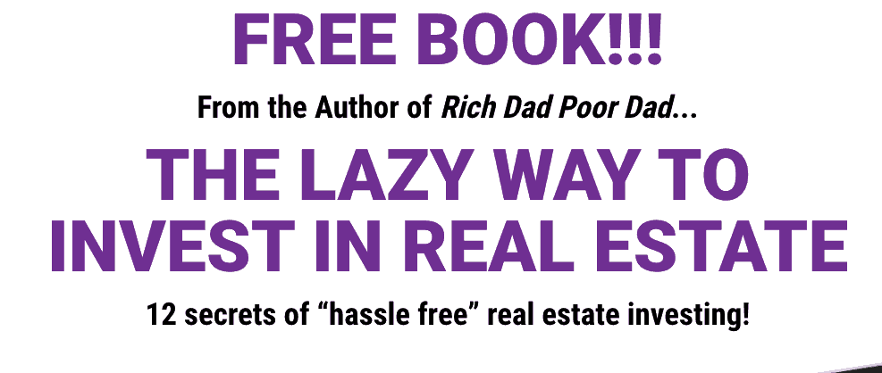 the lazy way to invest in real estate