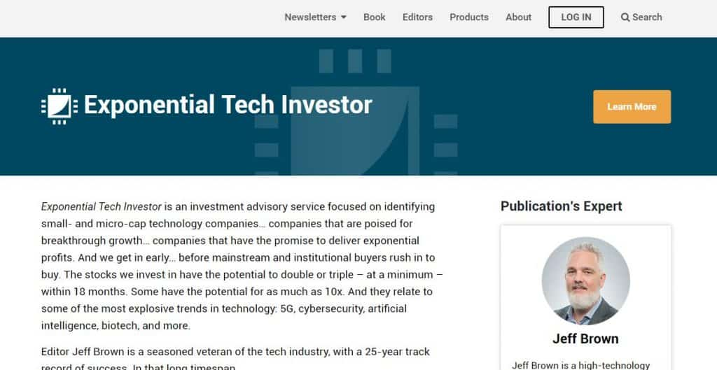 Exponential Tech Investor Review