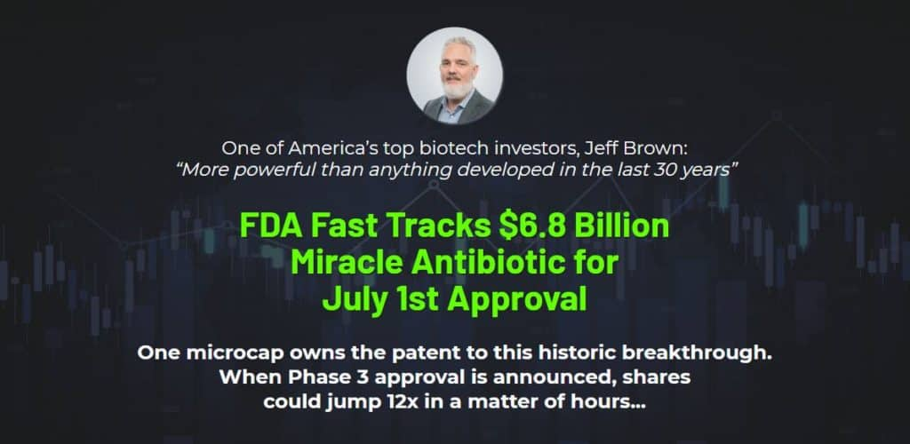 Jeff Brown Miracle Antibiotic Review