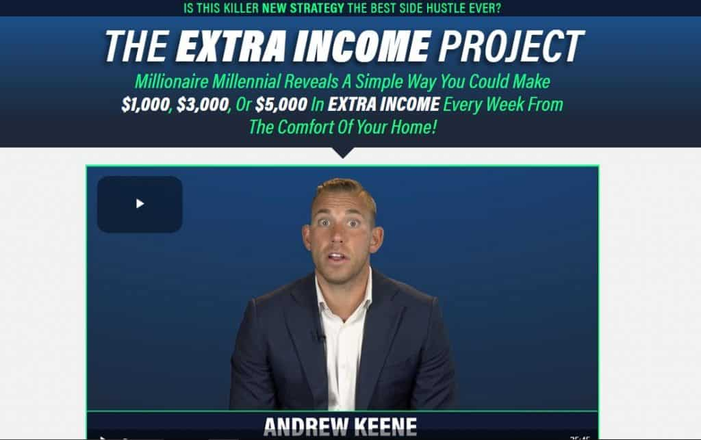 The Extra Income Project