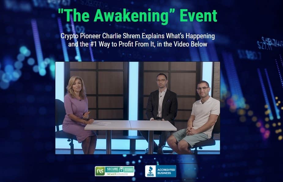 The Awakening Event (Charlie Shrem, Matt McCall)