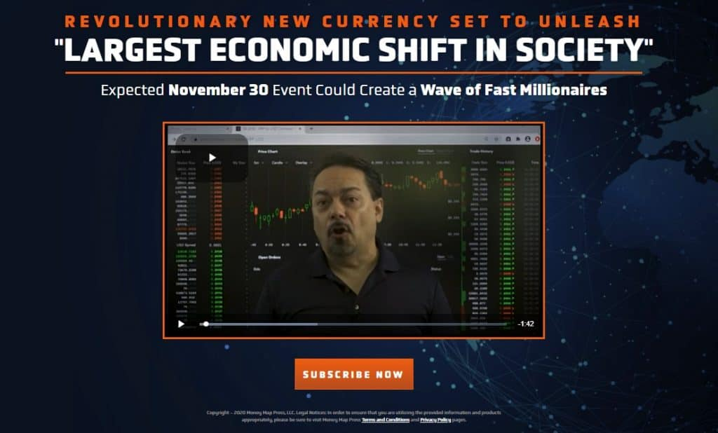 Largest Economic Shift in Society by Tom Gentile