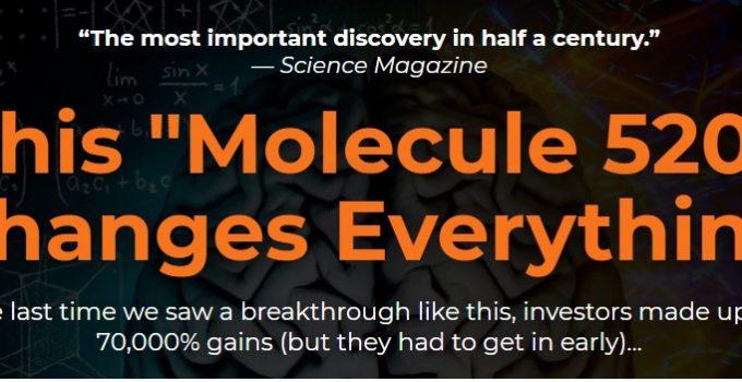 Molecule 520 by Jeff Siegel
