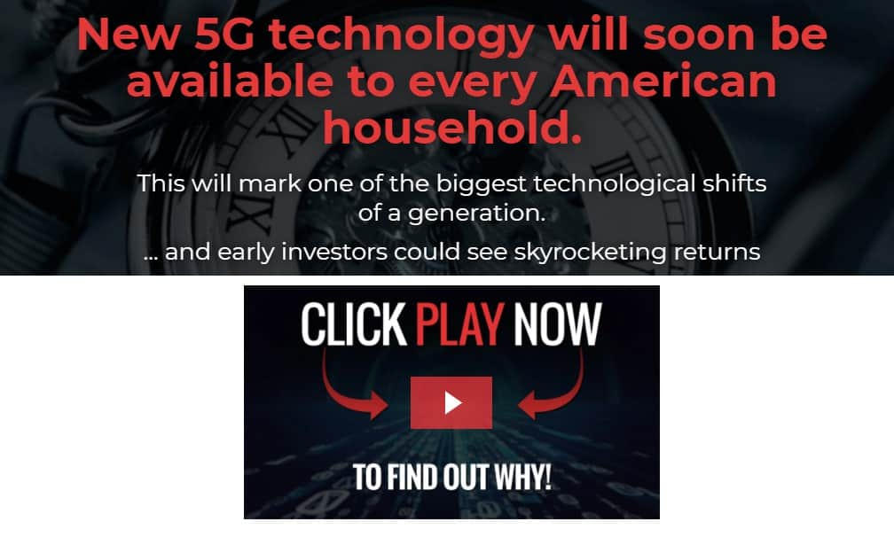 New 5G Technology by Jason Stutman