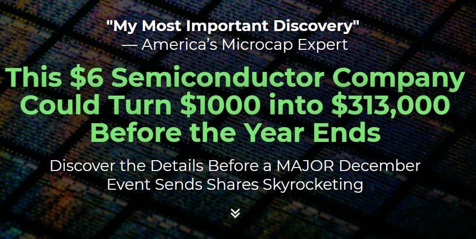 $6 Semiconducter Company by Alex Koyfman