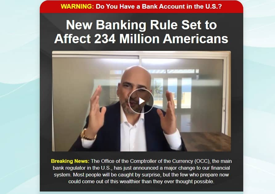 New Banking Rule Set to Affect 234 Million Americans