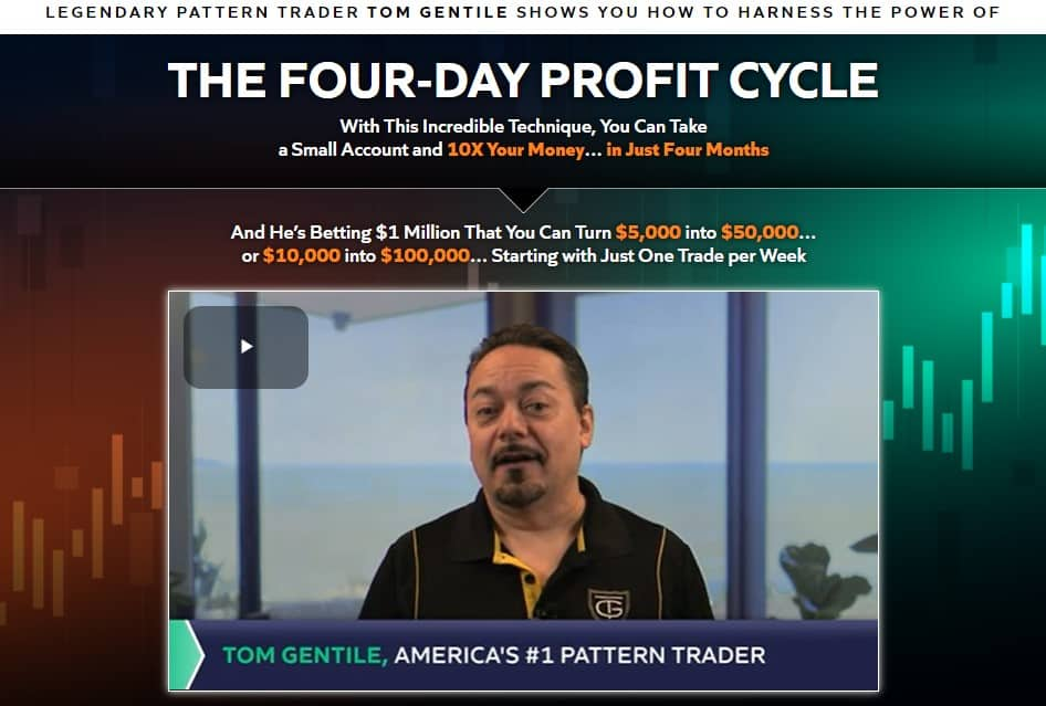 The Four Day Profit Cycle by Tom Gentile