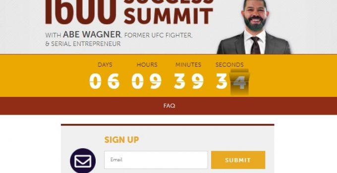 1600 Success Summit