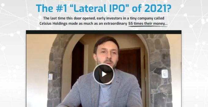 The #1 Lateral IPO of 2021